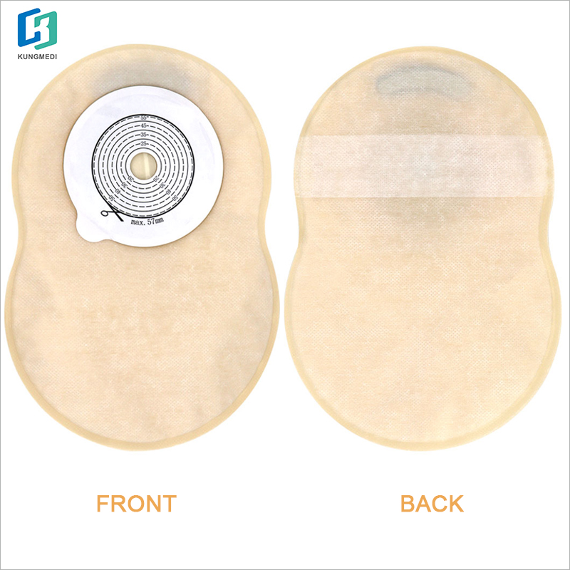 one piece closed colostomy bag2