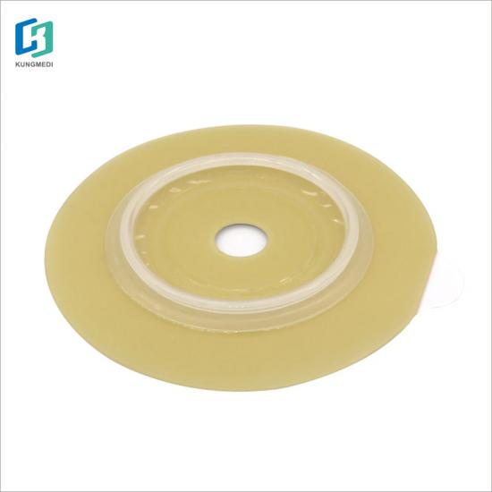 Ostomy barrier