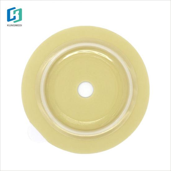 water gel ostomy adhesive barrier