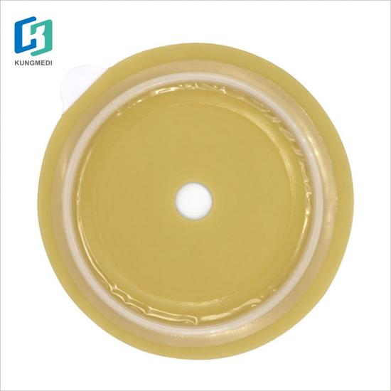 Urostomy adhesive barrier